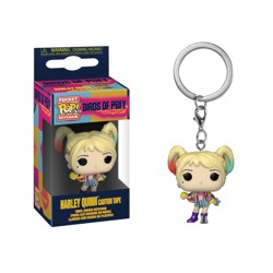 Funko POP: Keychain Birds of Prey - Harley Quinn...