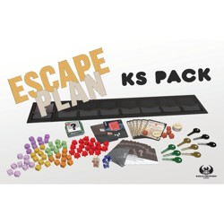 Escape plan - Kickstarter pack