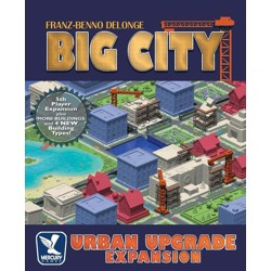 Big City: 20th Anniversary Jumbo Edition - Urban Upgrade Expansion