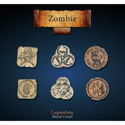 Zombie Coin set
