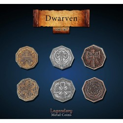 Dwarven Coin set