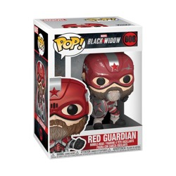 Funko POP: Black Widow - Red Guardian