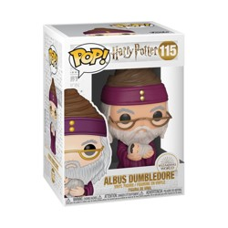 Funko POP: Harry Potter - Dumbledore with Baby H...