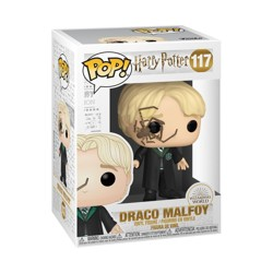 Funko POP: Harry Potter - Malfoy with Whip Spider