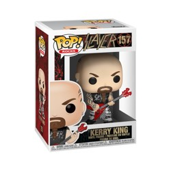 Funko POP: Slayer - Kerry King