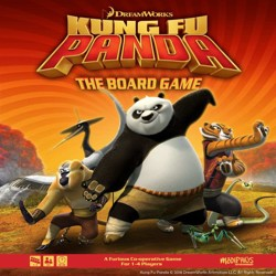 Kung Fu Panda – The Boardgame