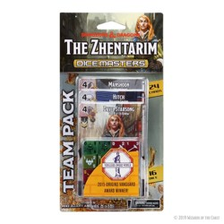 The Dungeons & Dragons Dice Masters: The Zhentar...