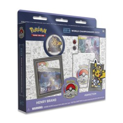 Pokémon - 2019 World Championship Deck: Henry Br...