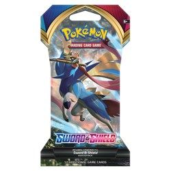 Pokémon Sword & Shield - 1 Blister Booster