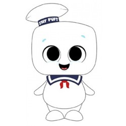 Funko Supercute Plushie: Ghostbusters - Stay Puft