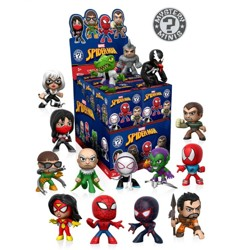 Funko POP: Mystery Minis - Marvel: Spider-Man Cl...