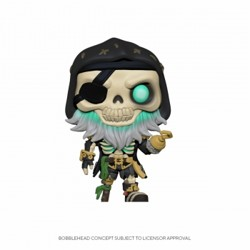 Funko POP: Fortnite - Blackheart