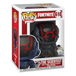 Funko POP: Fortnite - The Scientist
