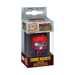 Funko POP: Keychain Marvel Zombies - Magneto