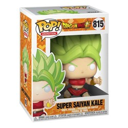 Funko POP: Dragon Ball Super - Super Saiyan Kale