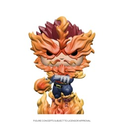 Funko POP: My Hero Academia - Endeavor