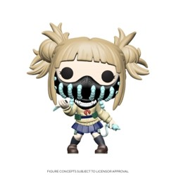 Funko POP: My Hero Academia - Himiko Toga with Face Cover
