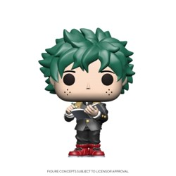 Funko POP: My Hero Academia - Deku (Middle School Uniform)
