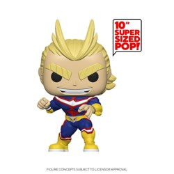 Funko POP: My Hero Academia - All Might 10''
