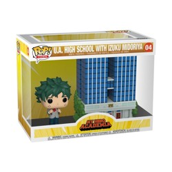 Funko POP: Town My Hero Academia - U.A. High School with Deku in Uniform