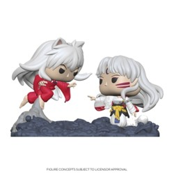 Funko POP: Moments Inuyasha - Inuyasha Vs. Sesshomaru