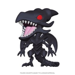 Funko POP: Yu-Gi-Oh - Red-Eyes Black Dragon