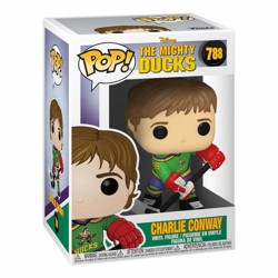 Funko POP: Mighty Ducks - Charlie Conway