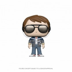Funko POP: Back to the Future - Marty with glasses