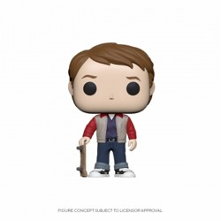 Funko POP: Back to the Future - Marty 1955