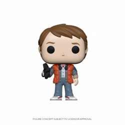Funko POP: Back to the Future - Marty in Puffy Vest