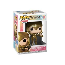 Funko POP: Wonder Woman 1984 - Wonder Woman (Gol...