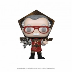 Funko POP: Icons - Stan Lee in Ragnarok Outfit
