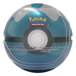 Pokémon TCG: Pokéball Tin - Great Ball (Spring 2...