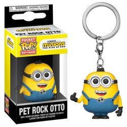 Funko POP: Keychain Minions 2 - Pet Rock Otto