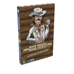 Dice Town - Fistful of Cards
