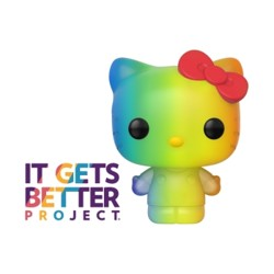 Funko POP: Pride 2020 - Sanrio Hello Kitty (RNBW)