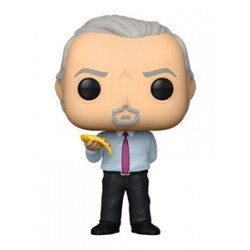 Funko POP: Fast Times at Ridgemont High - Mr. Hand with Pizza