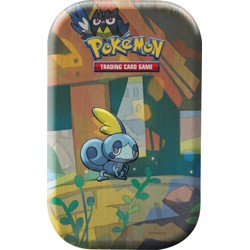 Pokémon Galar Pals Mini Tin - Sobble