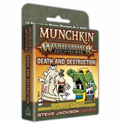 Munchkin Warhammer: Age of Sigmar - Death and De...