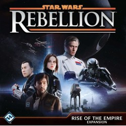 Star Wars: Rebellion - Rise of the Empire Expans...