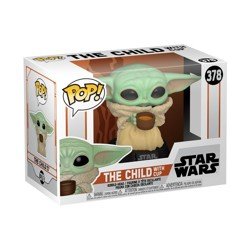Funko POP: Star Wars: Mandalorian - The Child with cup