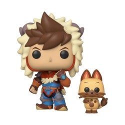 Funko POP: Monster Hunter - Lute with Navirou