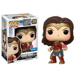 Funko POP: DC Justice League - Wonder Woman with...