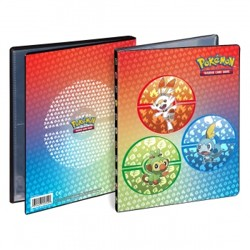 Ultra Pro album A5 na karty Pokémon - Sword and Shield Galar Starters