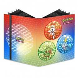 Ultra Pro Binder album na karty Pokémon - Sword and Shield Galar Starters