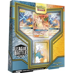 Pokémon TCG: Reshiram & Charizard-GX League Batt...