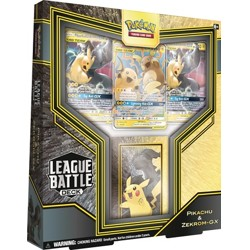 Pokémon TCG: Pikachu & Zekrom-GX League Battle D...