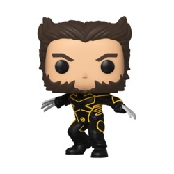 Funko POP: X-Men 20th - Wolverine In Jacket