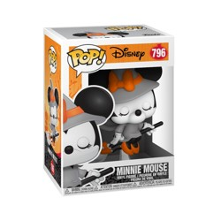 Funko POP: Halloween - Witchy Minnie Mouse