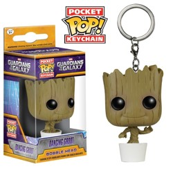 Funko POP: Keychain Marvel - Guardians Of The Galaxy - Baby Groot